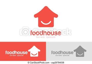 food fast restaurant chinese japanese silhouette chef icon template asian kitchen japan cafe china building
