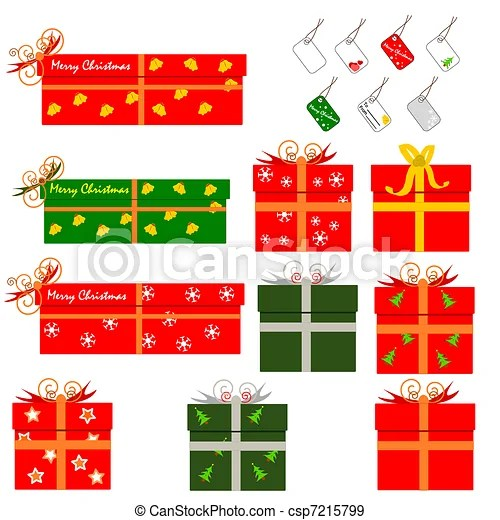 christmas gifts labels