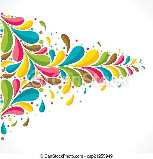 creative colorful banner design