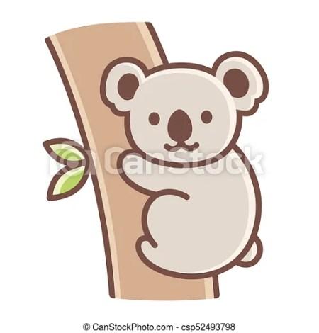 Imagespace Simple Koala Bear Drawing Gmispace Com
