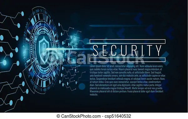 Binary Code Wallpaper Hd Cyber Attack And Security Concept Techno Background