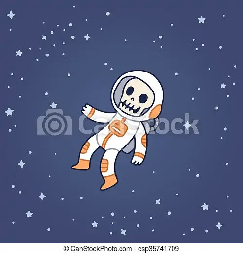 Cute Dog Doodle Wallpaper Dead Astronaut Floating In Space Dead Astronaut Floating