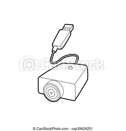 Usb Plug Icon Power Plug Icon Wiring Diagram ~ Odicis