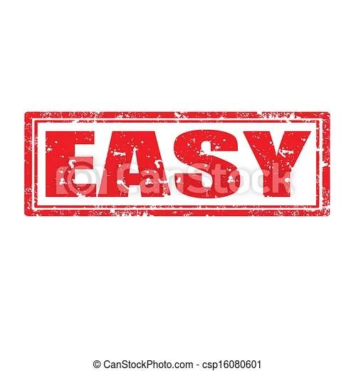 easy stamp
