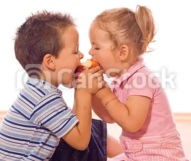 Eating An Apple Csp1479138
