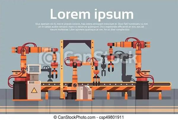 factory production conveyor automatic