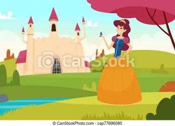 Fairytale Magic Fantasy Castles