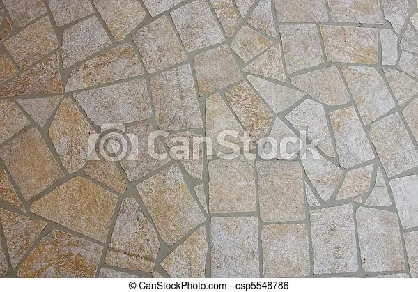https www canstockphoto com flat stone and mortar patio 5548786 html