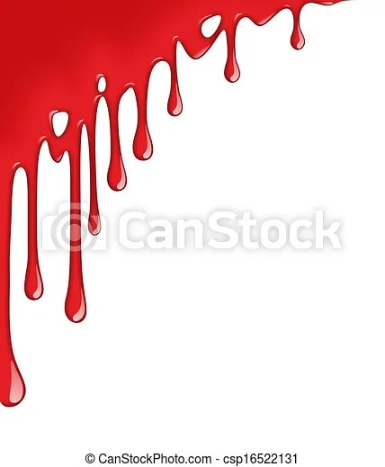 Blood Dripping Drawing : blood, dripping, drawing, Fleckenver13a., Scary, Illustration, Blood, Dripping, Halloween., CanStock