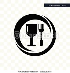 Food grade vector icon isolated on transparent background food grade logo design Food grade vector icon isolated on CanStock