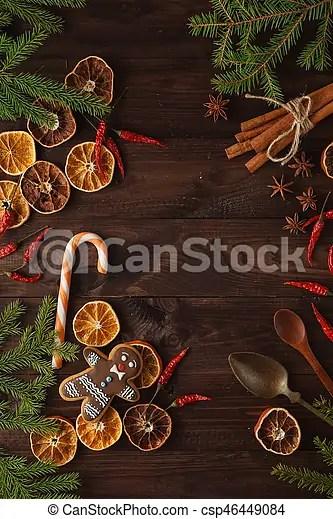 Orange Cinnamon Christmas Decorations