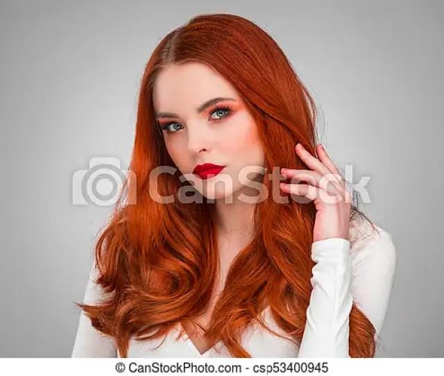 Gorgeous Redhead Girl Csp
