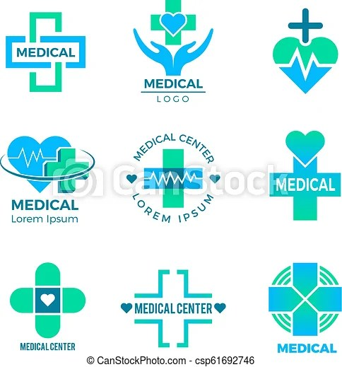 health symbols medical signs