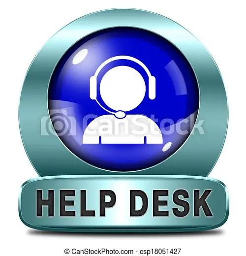 desk icon button online