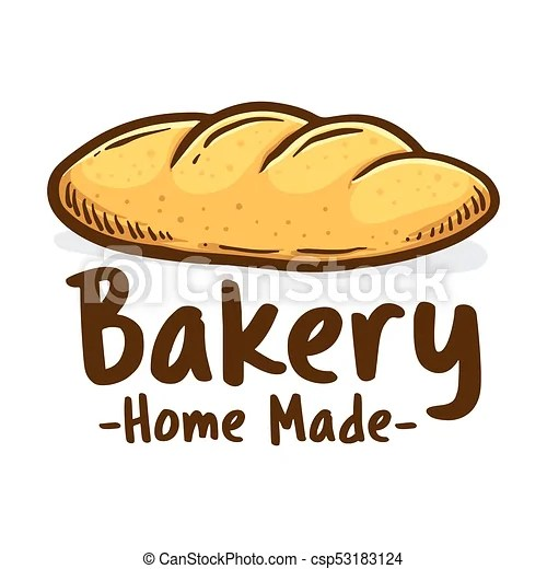 Home Made Bakery Icon Logo Vector Illustration Of A Home Made