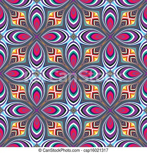 Indian fabric design Trendy textile pattern from south