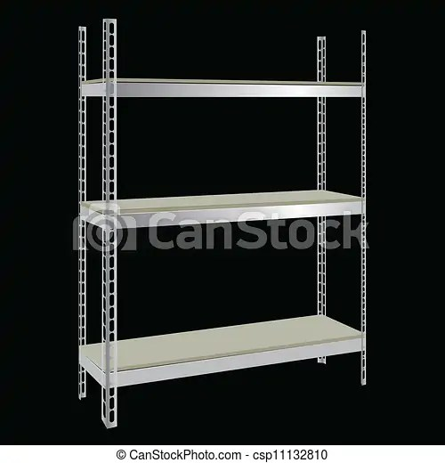 industrial shelve stand