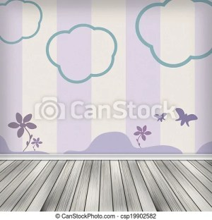 empty interior texture resolution drawing