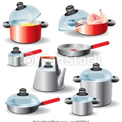 Kitchen Vessels Set Outdoor Home Depot Of Utensils For Hot Food Processing Csp4097514