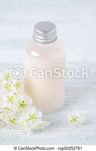 Natural Hair Conditioner Or Shampoo Or Body Lotion With Fresh