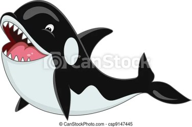 Orca Illustrations 1 773 Professional Stock Clipart