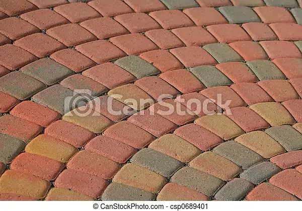 https www canstockphoto com patio brick pattern 0689401 html