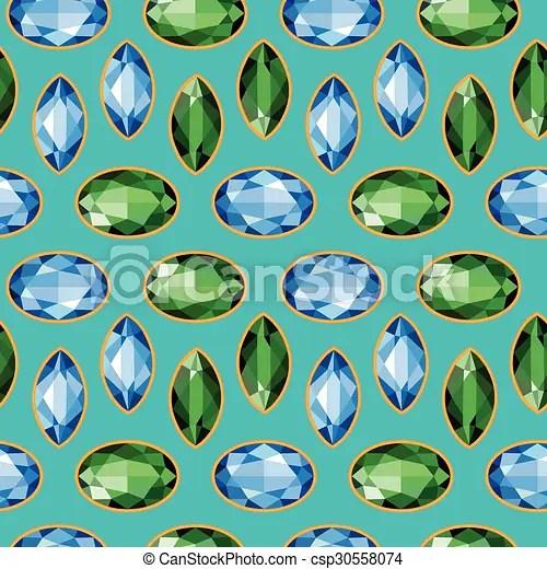 sapphires emeralds seamless texture