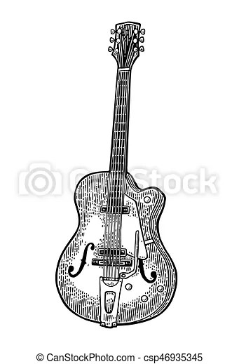 Guitar Engraving
