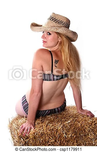 Sexy Country Girl Csp1179911