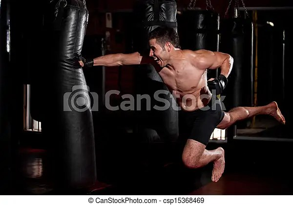 superman punch at the