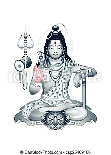 3d Wallpaper Shiv Shankar Indian Supreme God Shiva Sitting In Meditation