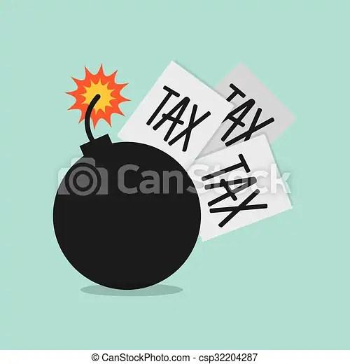 Tax liability design. Tax liability design, vector illustration eps10 graphic.