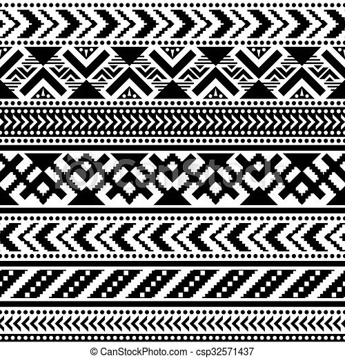 tribal design pattern
