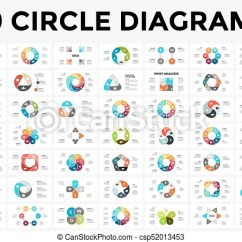 3 Arrow Circle Diagram Thetford C200 Toilet Wiring Vector Arrows Infographic Cycle Graph Presentation Chart Business Concept With