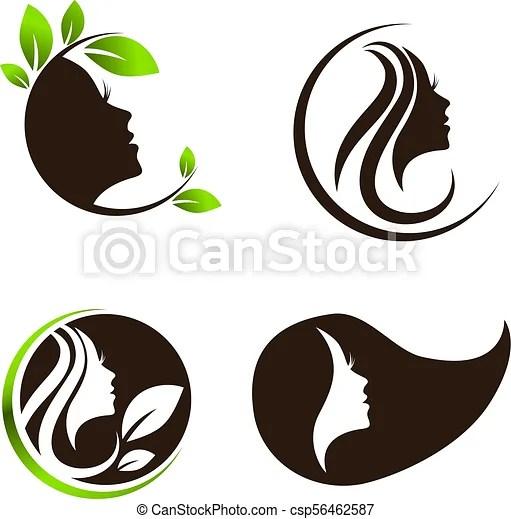 woman beauty hair spa