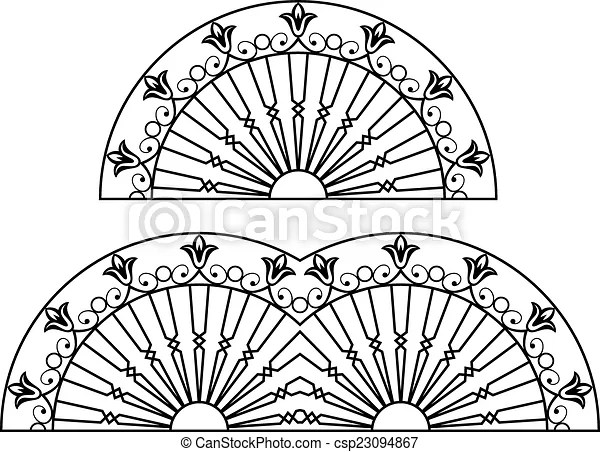 Wrought iron grill, gate, door, fence, window, railing