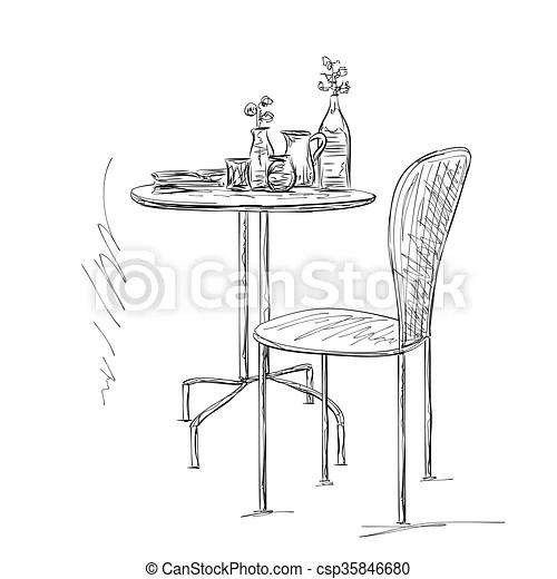 Cafe Tisch Awesome Dies Ist Eine Elegante Und Klassische