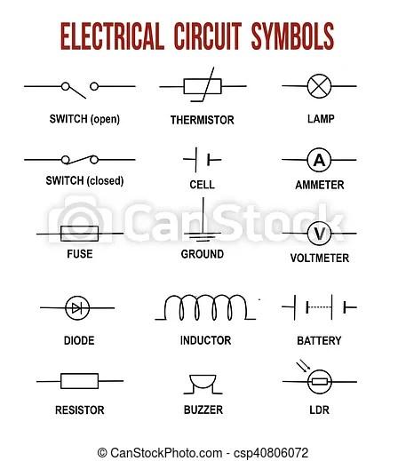 Heating Elements Wiring In Parallel Diagram For 240v Symboler Elektrisk Str 248 Mkreds Helpful Baggrund Og