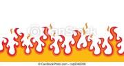 fuego llamas. velocidad picante