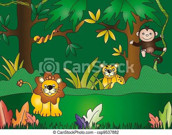 Cute And Funny Baby Koala Wallpaper Diversi 243 N Selva Ilustraci 243 N Caricatura