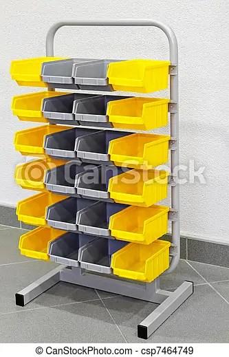 etagere plastique