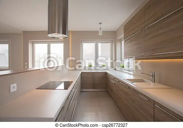 https www canstockphoto fr bois beige armoires cuisine 26772327 html