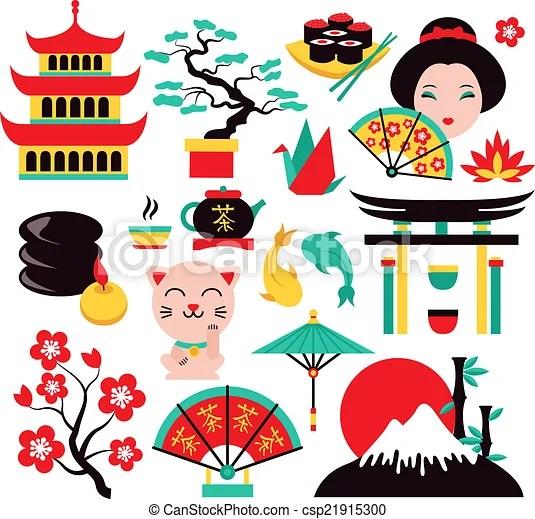 """Résultat de recherche d'images pour """"clip art japon"""""""