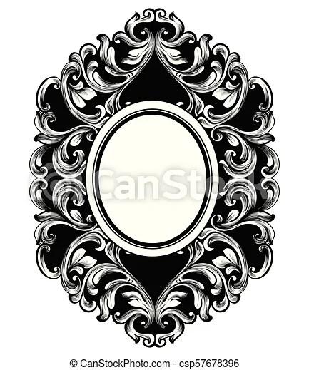 https www canstockphoto fr conceptions riche classique cadre 57678396 html