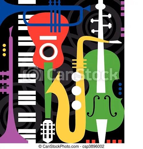 https www canstockphoto fr instruments noir musique 3896002 html