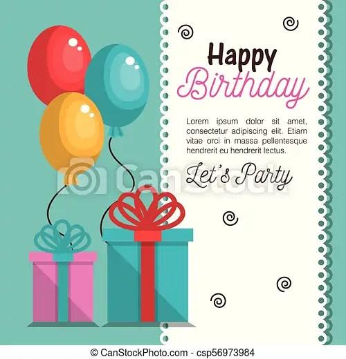 https www canstockphoto fr joyeux anniversaire carte invitation 56973984 html