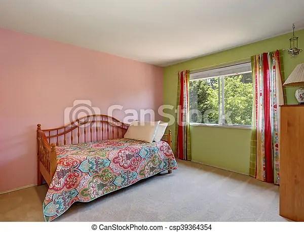 rideaux roses colore mur moderne aussi vert adulte interior chambre a coucher