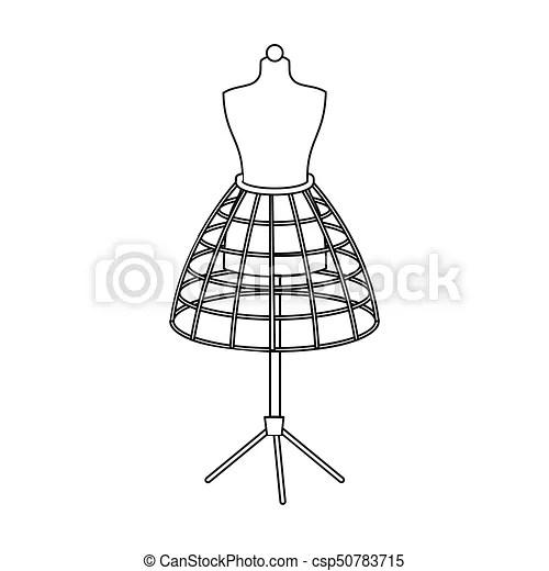 Mannequin Couture Dessin N Canard Dessin Anim N En Papier
