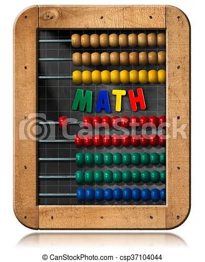 Magnetic Letters Clipart : magnetic, letters, clipart, Tableau, Noir,, Abaque,, Math,, Coloré., Coloré,, Letters).,, Bois,, Texte,, Cadre,, Isolé,, Illustration,, (magnetic,, Tableau,, Fond,, CanStock