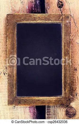 https www canstockphoto fr tableau noir bois vieux cadre 26432036 html